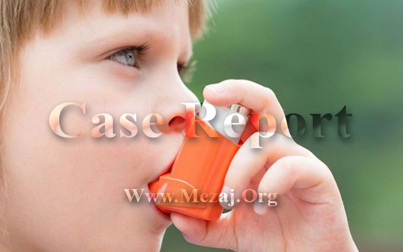 Childhood Asthma Treatment in a 12-year-old Boy according to Iranian Traditional Medicine in Tehran