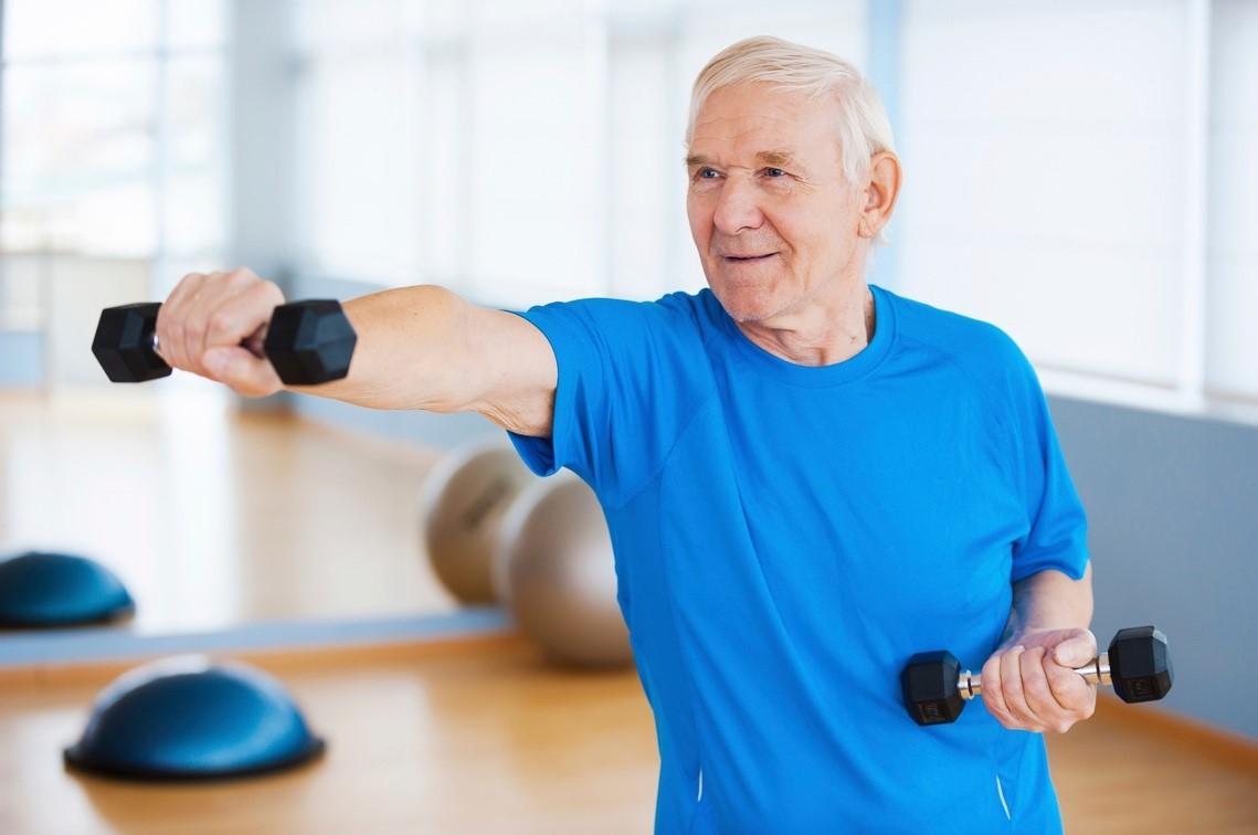 پیشگیری از سارکوپنیا در سالمندان