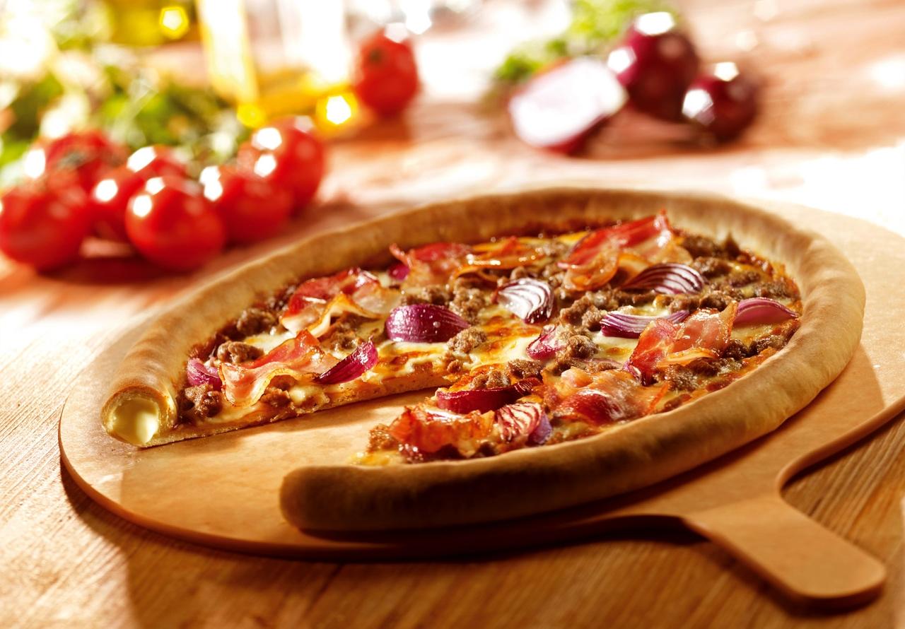 پیتزا به روش طب ایرانی