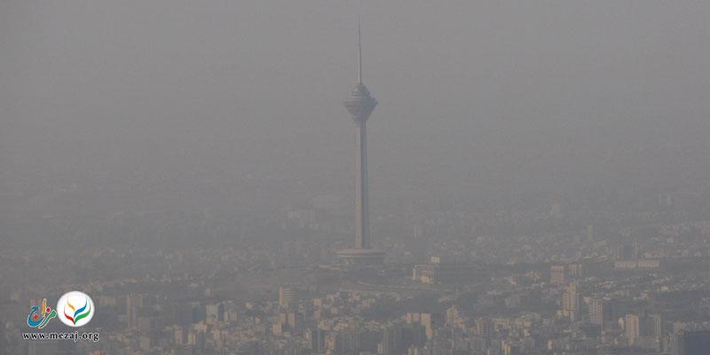 آلودگی هوا و تدابیر طب ایرانی در کنترل و کاهش اثرات آن بر سلامتی -1