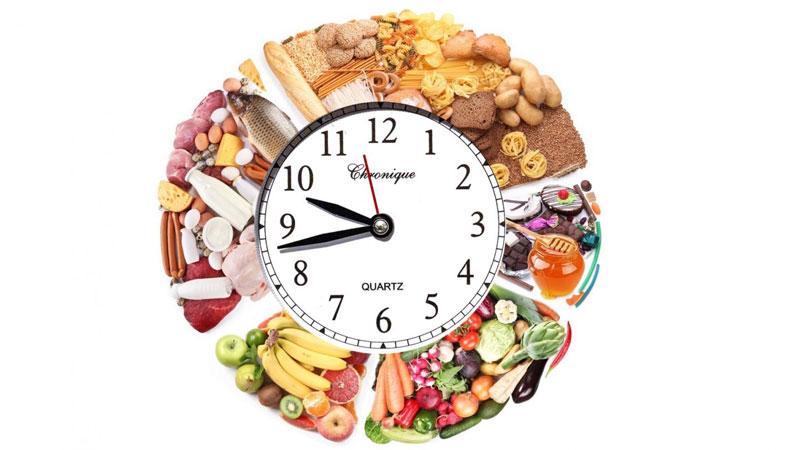 زمان بندی در تغذیه از دیدگاه طب ایرانی