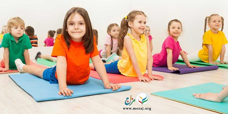 اهمیت ورزش در سنین کودکی در طب ایرانی