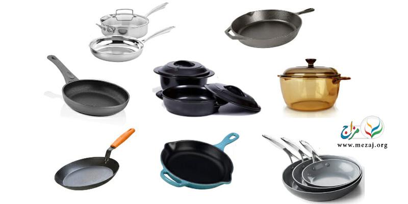 غذا را در کدام ظرف بپزیم؟
