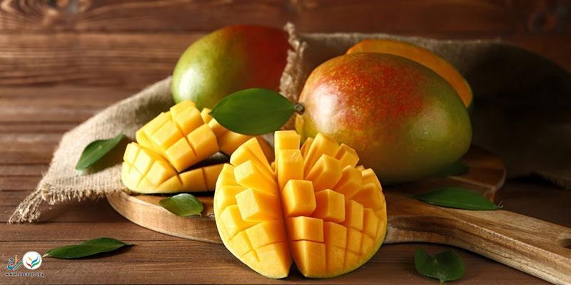 انبه، طعمی به شیرینی تابستان با خواص و ویتامین های فراوان
